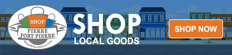 SHOP Local Goods in Pierre and Fort Pierre
