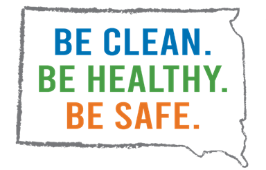 Be Clean. Be Healthy. Be Safe.