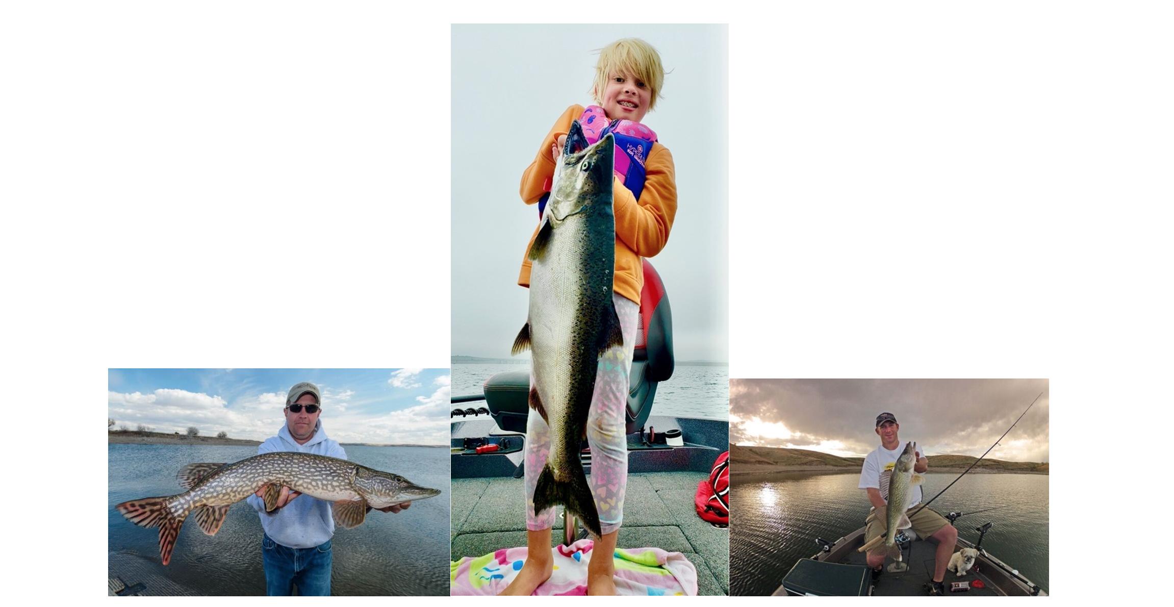 Fishing In Pierre